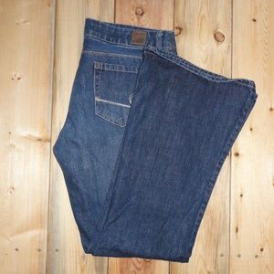 American Eagle Real Flare Jeans Size 8